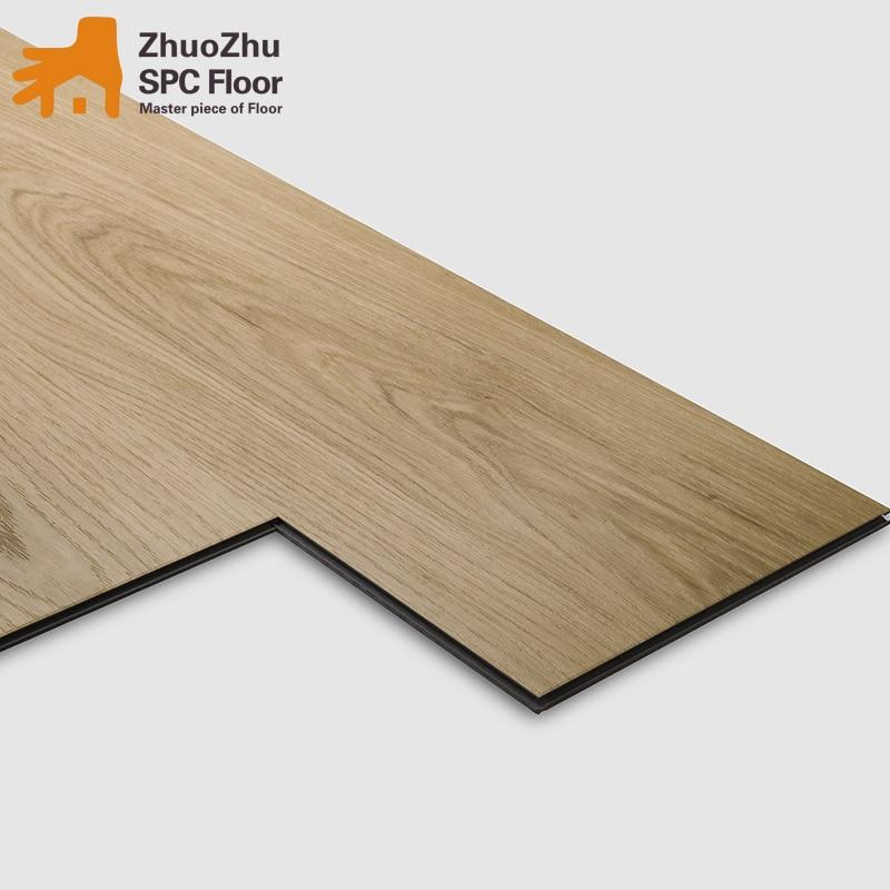 SPC Floor Waterproof ,wear-resistant, Formaldehyde-free, Environmentally Friendly Stone-plastic Composite Floor