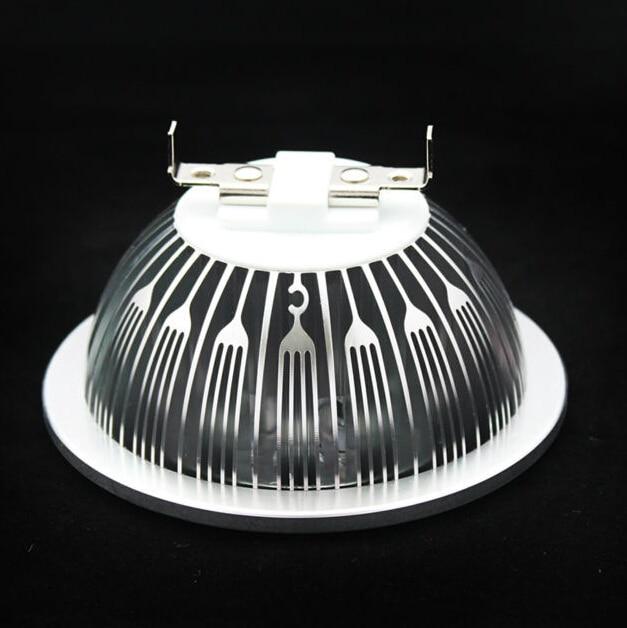 7W AR111 led լամպ G53 led լամպ 650lm DC12V Epistar - LED լուսավորություն - Լուսանկար 3