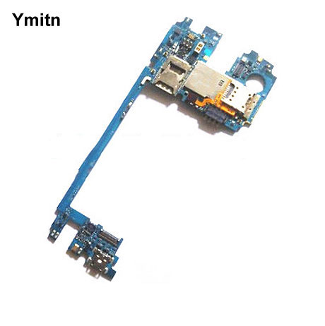 Ymitn Unlocked Tested G3 D858 Electronic Panel Mainboard Motherboard Circuits Dual Sim Flex Cable For LG G3 D857 D858 D859
