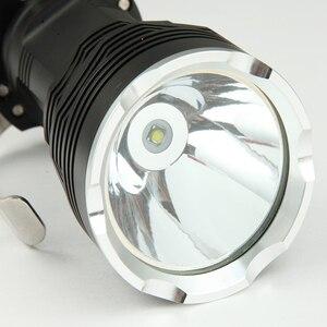 Image 2 - Linterna led XM L2, Blanca o T6 amarilla, resistente a los golpes, portátil, para acampar, caza y aventuras
