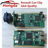 Настоящее золото край с NEC Реле! Лидер продаж Renault может закрепить v168 с кипарисами AN2135SC/2136sc чип Интерфейс OBD2 инструмент диагностики