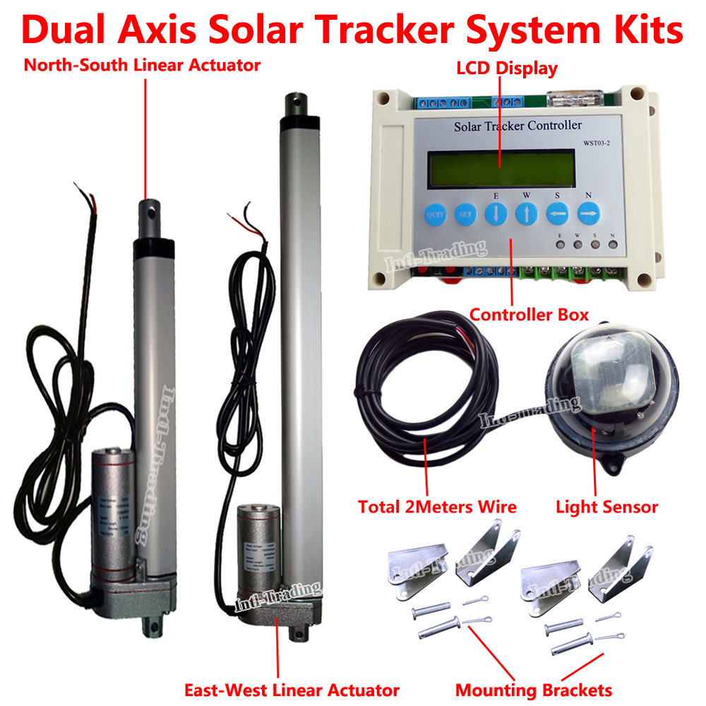 Diy Solar Tracker System Pin Tracking Images To Pinterest