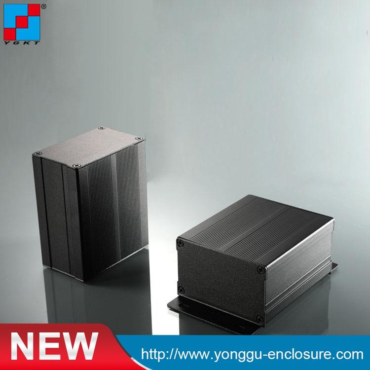 Bo/îtier de projet /électronique en aluminium avec vis 80 x 50 x 20 mm