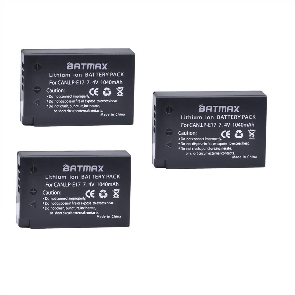 LP-E17 camera battery 03