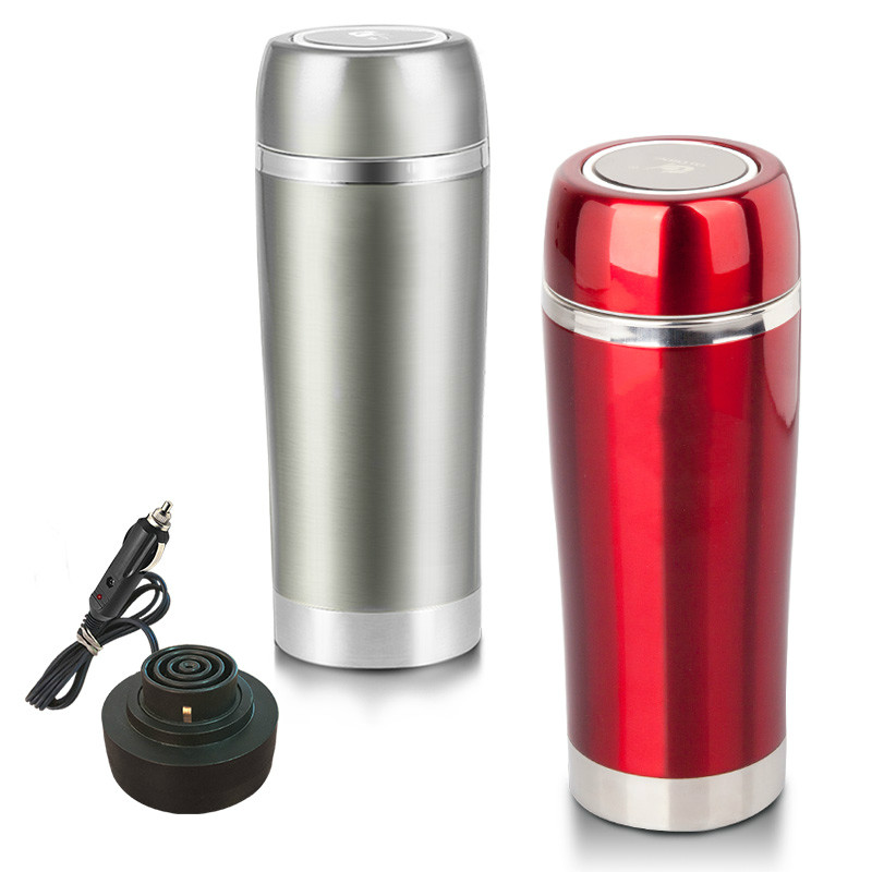 Electric kettle Car heating cup, electric water 12V / 24V / 220V, heater, 100-degree cup kettle