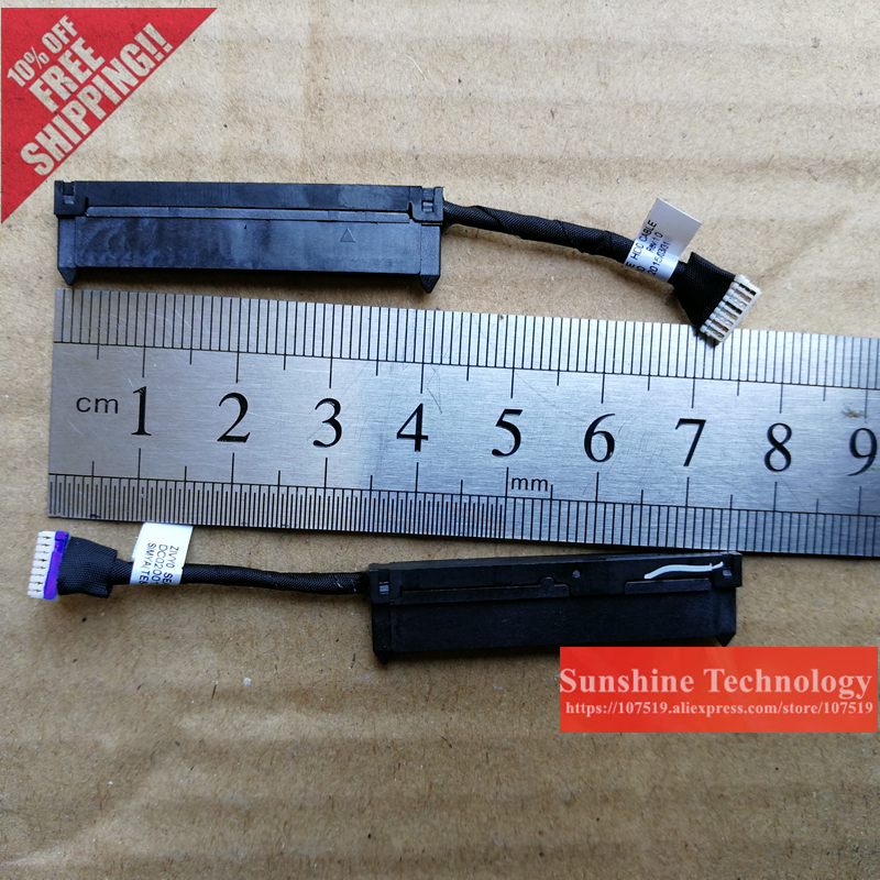 1PCS New laptop hard disk interface cable cable for Lenovo Yoga 2 13 Model 20344 DC02001ZY00