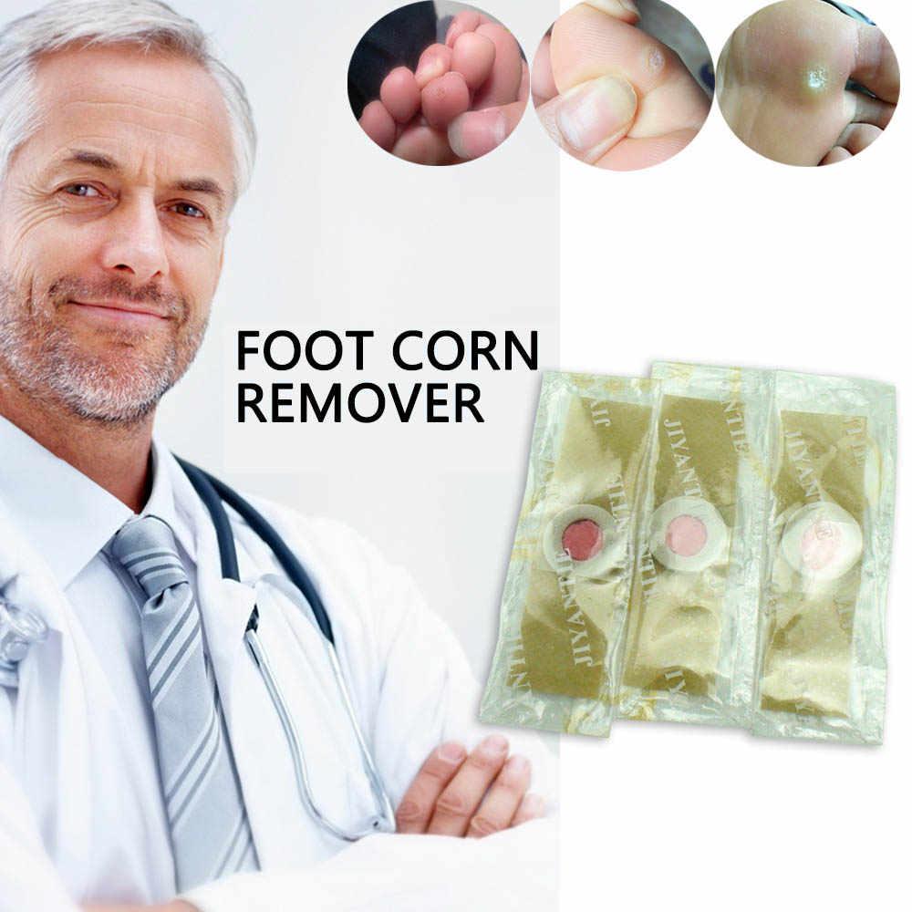 24 pcs per La Cura Del Piede Gesso Medica Del Piede Corn Rimozione Calli Verruche plantari Spina Gesso Salute e Bellezza Pain Relief Pads Patch D1467