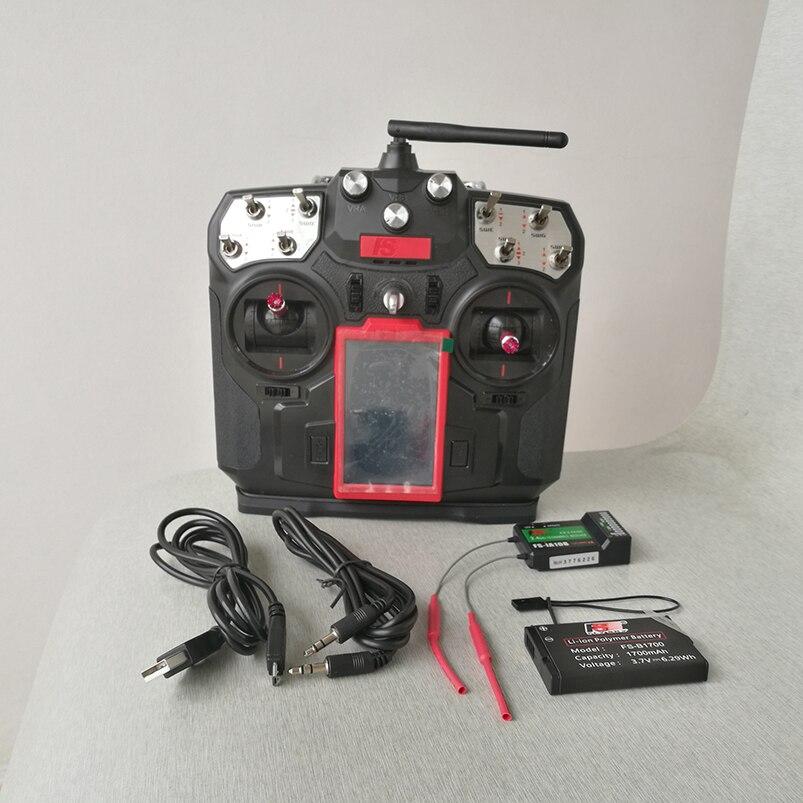Flysky FS-I8 2.4G 8CH RC Transmitter TX with i8 IA6B/ IA10B