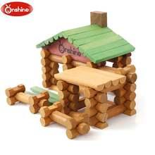 Бренд onshine 90 шт деревянный домик для кукол в лесу/Детская