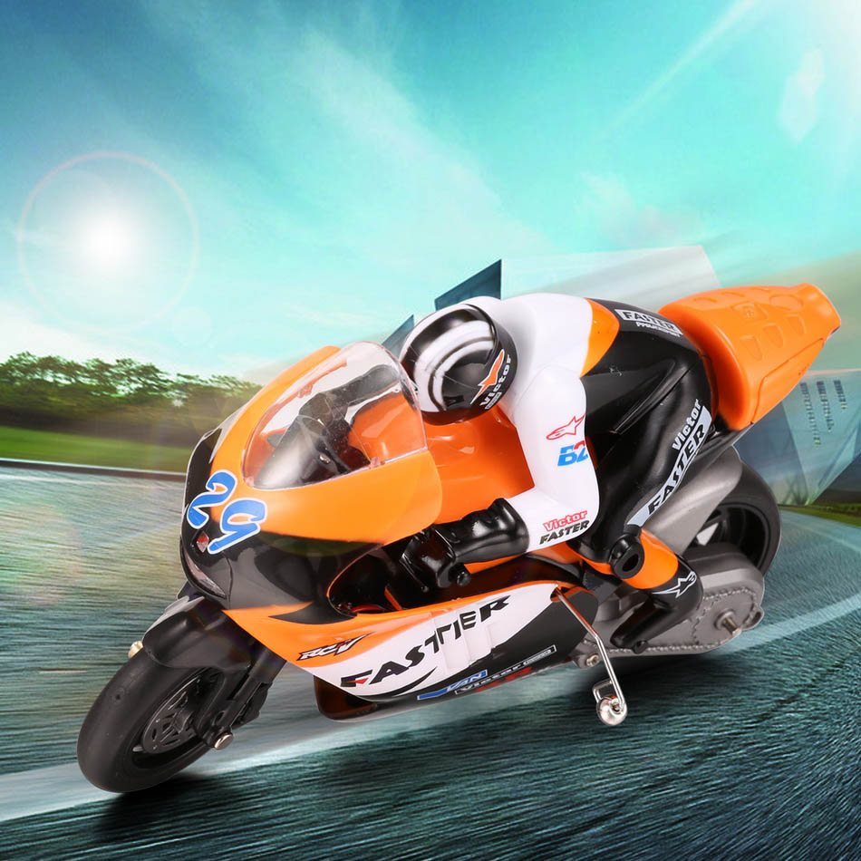 Радиоуправляемые мотоциклы из Китая