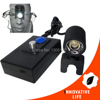 New Portable LED Head Light Lamp for Loupes Dentist High Quality 2.3m Cable Length Dental Surgical Medical Use