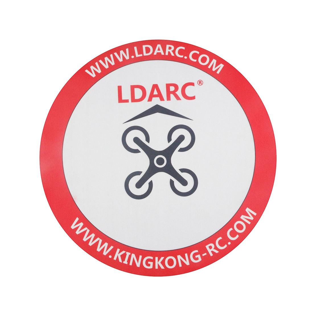 Складной коврик LDARC 250mm