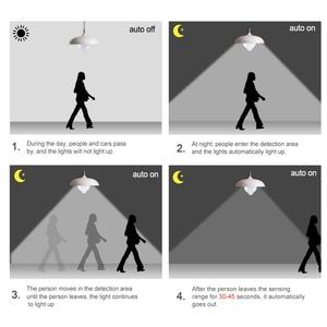 Image 3 - PIR Motion Sensor Light Emergency Lamp with Motion Sensor Night Light 85 265V B22 E27 Stair Corridor Sensor Light LED Lamparas