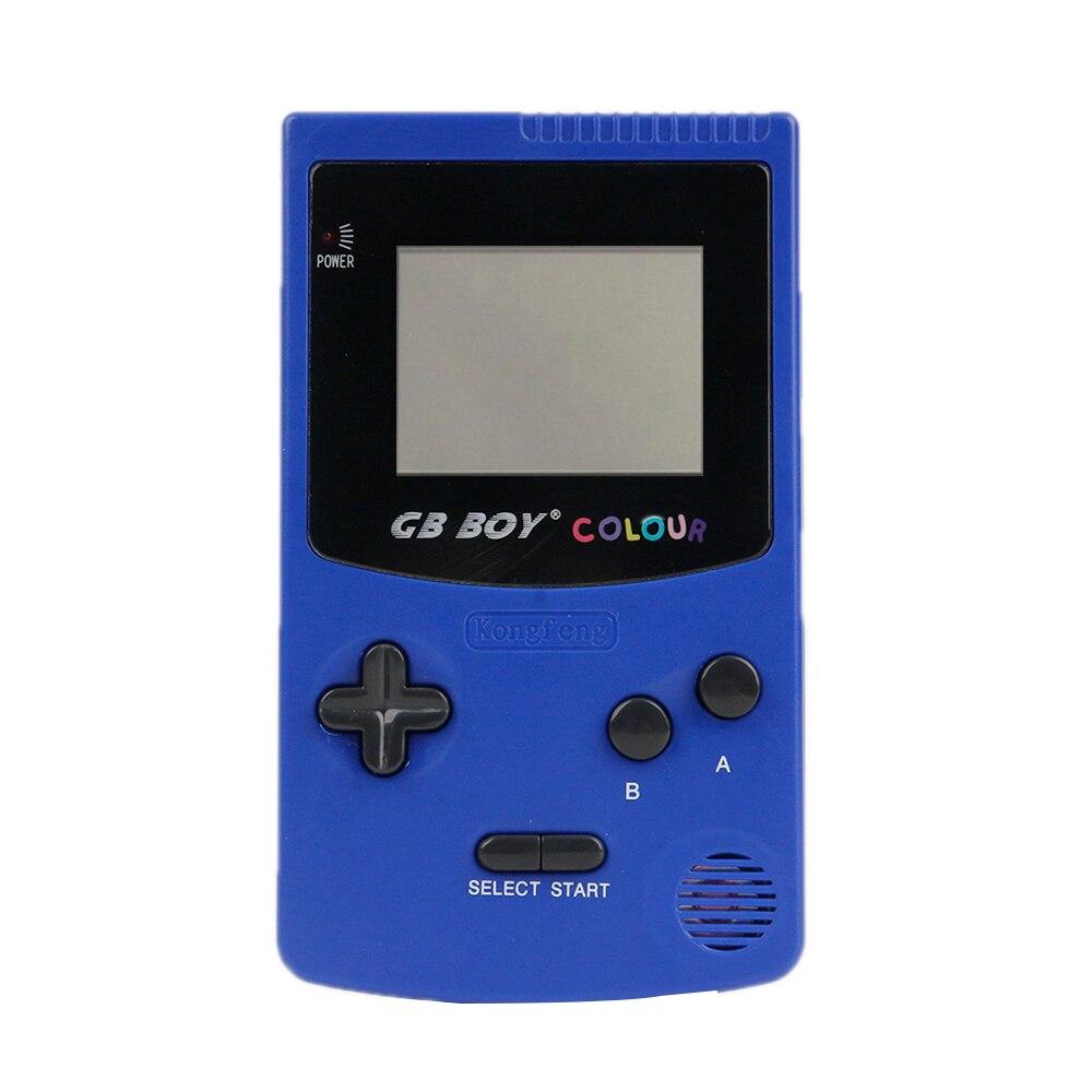 2pcs lot GB Boy Color Colour Portable Game Console Games Player 2 7 Classic Child Handheld