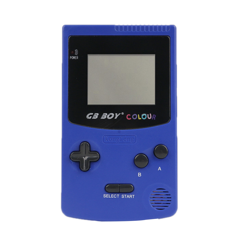 2 pcs/lot GB garçon couleur Portable Console de jeux Console de jeux lecteur 2.7