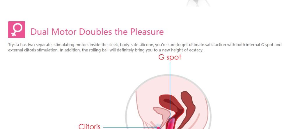 Waterrproof Sex Toys for Women 15