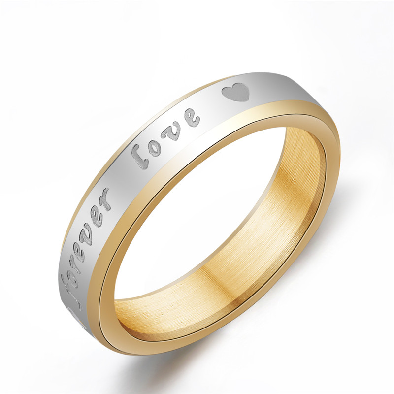 Lose Money Promotions! Wholesale silver plated ring, silver plated fashion jewelry, Forever Love Ring-For Women and Men