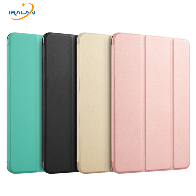 PU Leather Ultra Slim Case For Xiaomi Mipad 1 7.9 A0101 Light Weight Hard PC Back Smart Cover For Xiaomi Mi Pad1 + Stylus + Film