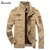 2016 Free Shipping Men S Uniform Jackets Casual Clothing Spring Autumn Outerwear Plus Size 6XL