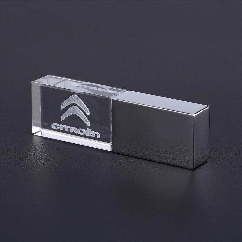 2019 Neuestes Design Jaster Citreon Kristall + Metall Usb Flash Drive Usb-stick 4 Gb 8 Gb 16 Gb 32 Gb 64 Gb 128 Gb Externe Speicher Memory Stick U Disk Hohe Belastbarkeit