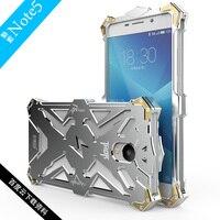 Original Simon Design Metal Aluminum Armor Thor Series Cover Cases For Meizu M5 Note Meizu Meilan