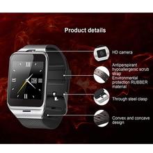 Original gv18 bluetooth smart watch aplus smartwatch android armbanduhr mit kamera unterstützung nfc sim für android ios smartphone