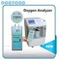 Large LCD Display Portable Oxygen Analyzer Test Oxygen Concentrator Purity, Oxygen Purity Analyzer, Oxygen Density Analyzer