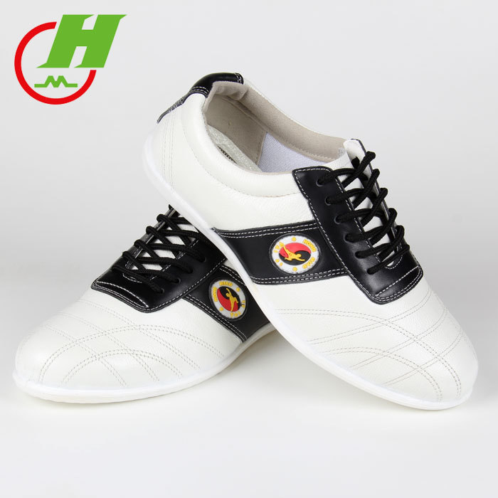 Customized Tai Chi Shoes, Cowhide Genuine Leather  Martial Art Practicing Shoe, Kung Fu WING CHUN  Morning Exercises ShoesCustomized Tai Chi Shoes, Cowhide Genuine Leather  Martial Art Practicing Shoe, Kung Fu WING CHUN  Morning Exercises Shoes
