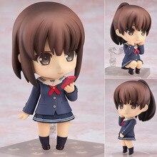 цена Saenai Heroine No Sodate-Kata Kato Megumi Figure 704# Kato Megumi PVC Action Figure Toy онлайн в 2017 году