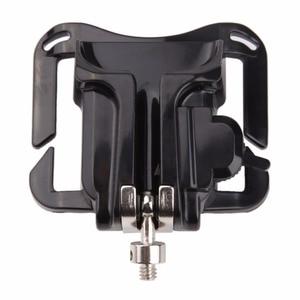 Image 1 - מהיר טעינת קולב וידאו dslr מצלמה תיק שחרור מהיר מצלמה מותניים חגורה נרתיק אבזם כפתור הר קליפ עבור דיגיטלי מכירה לוהטת
