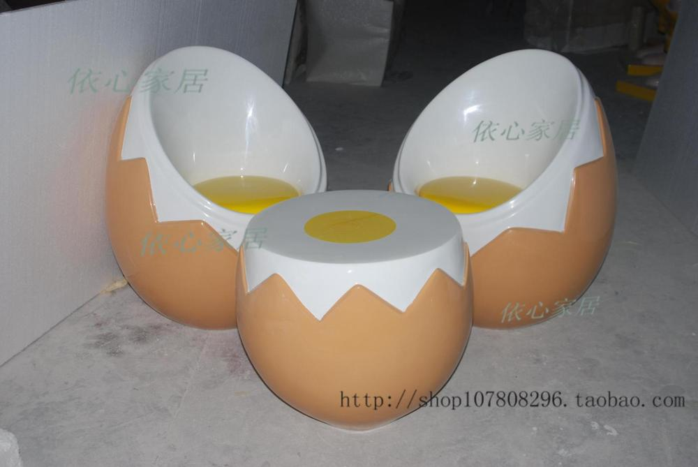 Fiberglass Shell Chairs Custom Furniture Egg Chair Modern Lounge Chair  Creative Furniture Ideas In Shampoo Chairs From Furniture On Aliexpress.com  | Alibaba ...