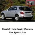 Câmera do carro Para Mercedes Benz ML W164 MB Alta Qualidade Rear View Camera Back Up Para Os Fãs   CCD + RCA