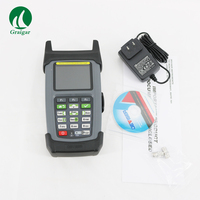 Medidor de análise qam suporta medidor de nível de sinal catv ds2460q análise de espectro rápido
