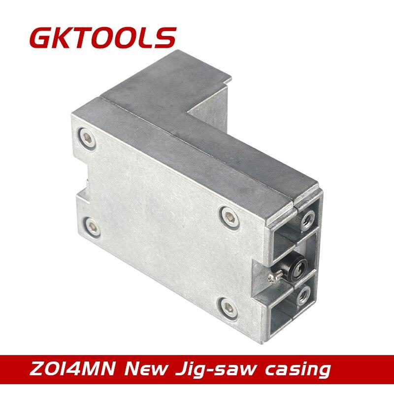 GKTOOLS, New Metal Jig-saw box assembly, Z014MN 96pcs 130mm scroll saw blade 12 lots jig cutting wood metal spiral teeth 1 8 12pcs lots 8 96pcs