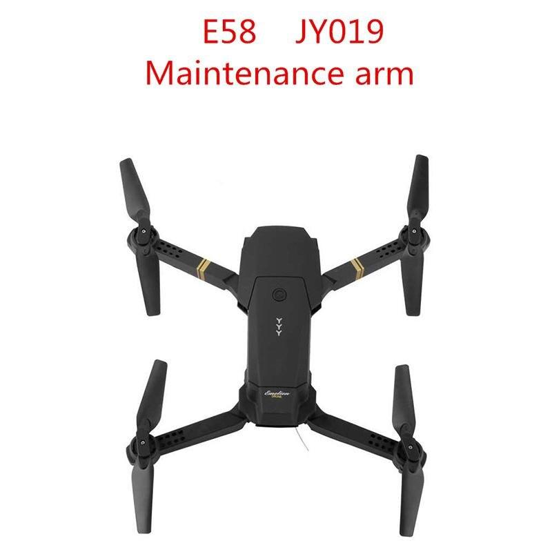 Leadingstar 4 pcs E58 JY019 RC Quadcopter Pièces De Rechange Armes Axis avec Moteur et Hélice pour RC Drone Pièces de Remplacement d30
