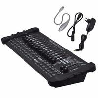 Rasha Hot Sale 384 B DMX Controller DMX Controller,384 Light Controller DJ Console Equipment 12 Light 32 DMX Channels
