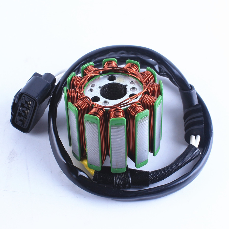 Motor Magneto Engine Stator Generator Coil For Yamaha YZF R1 2004-2008 2005 2006 2007 Motorcycle Accessories Copper for yamaha 2004 2006 yzf r1 motorcycle cnc stator cover slider frame protector crash 04 06 orange color china motor spare part