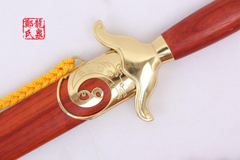 Chinese Martial Arts Flexible Tai Ji Jian 4