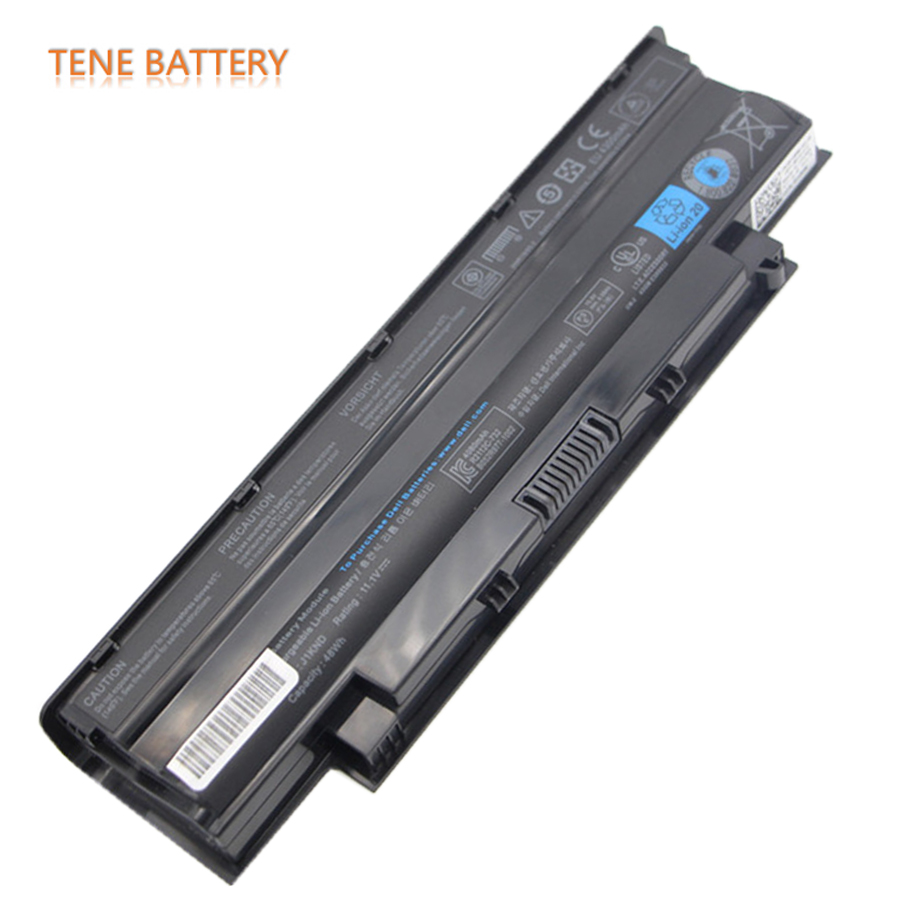 Japanese/Korea Cell Original J1KND Laptop Battery for DELL Inspiron 13R 14R 15R 17R N4010 N3010 N5010 N5030 N7010 N7110 04YRJH автомобильное зарядное устройство ldnio 1 usb 2 1а кабель apple 8 pin dl c12 white