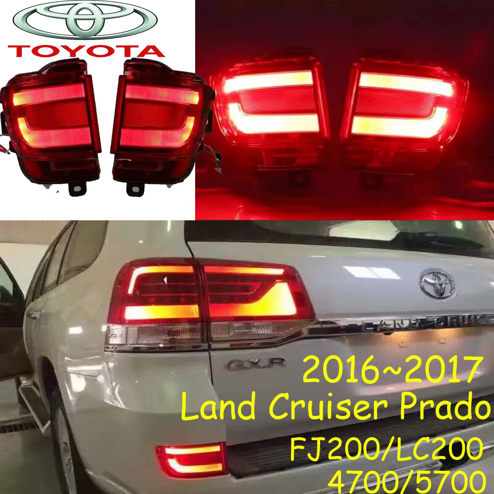 Здесь продается  LC200 FJ200 4700 5700 Prado Cruiser Rear light,LED,2016~2018,vios,corolla,camry,Hiace,tundra,sienna,Prado Cruiser taillight  Автомобили и Мотоциклы