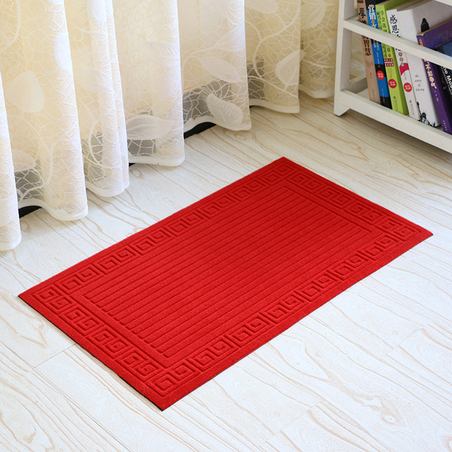 Hot Sale Rugs Carpet Fashion Carpets For Living Room Solid Hallway Coffee