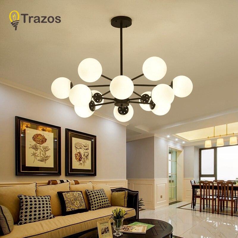 все цены на Modern Led Ceiling Lights For Living Room Bedroom 95-265V Indoor lighting Ceiling Lamp Fixture luminaria teto