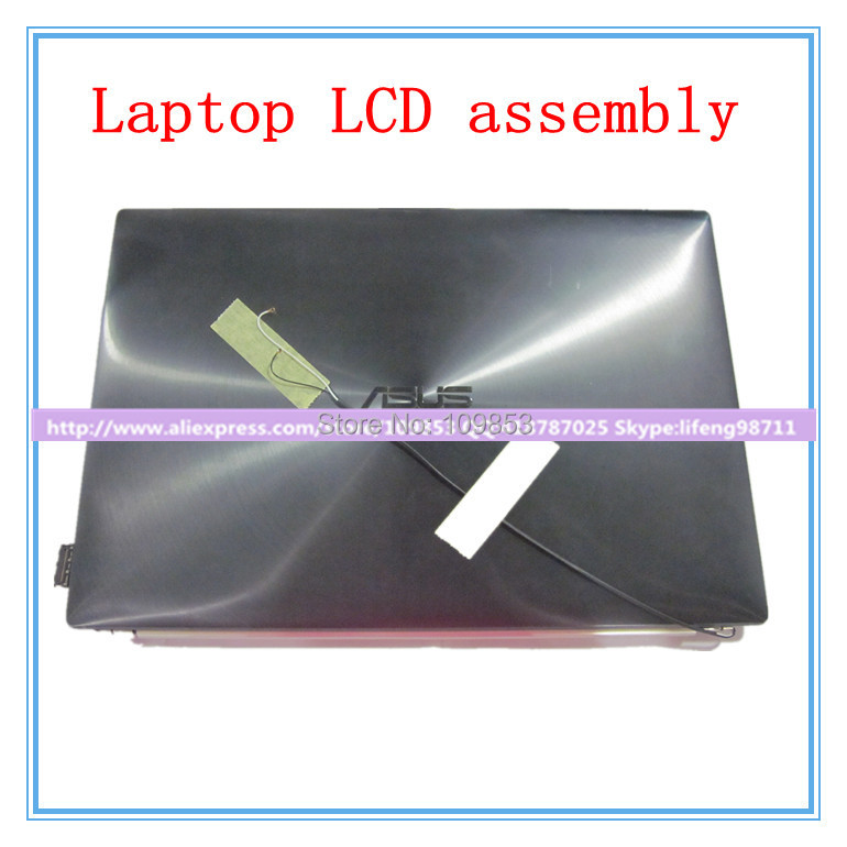 (2pieces/Lot)13.3 UX31E lcd assembly CLAA133UA02 HW13HDP101 For ASUS Ultrabook UX31E