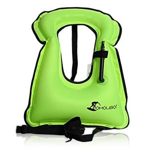 Inflatable Swim Vest Life Jack
