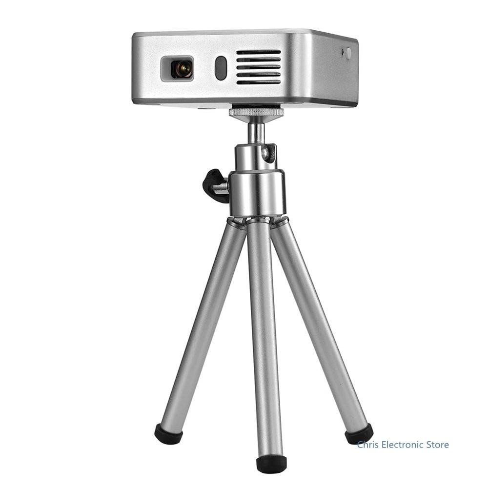 Mesuvida Mini E05 Wifi Bluetooth de Cine En Casa Proyector DLP Pico Pocket Porta