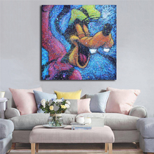 Goofy Laugh Like A Goof Wall Art Canvas Poster And Print Canvas Painting Decorative Picture For Modern Bedroom Home Decoration