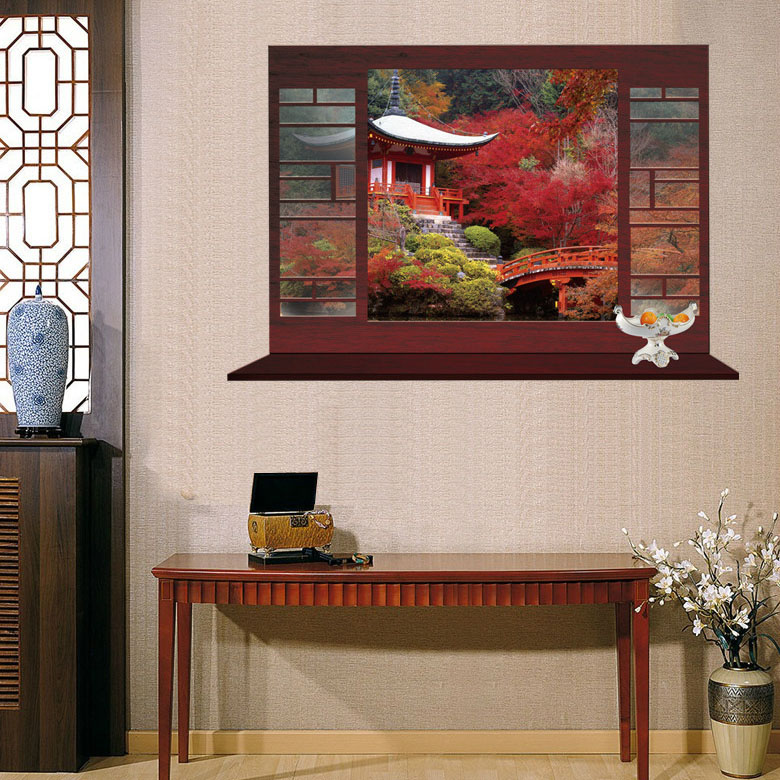 Home Design 3d Outdoor Garden On The App Store: [Fundecor] New Chinese Style Spring View Shanting Garden