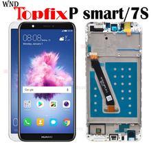 Écran tactile LCD de remplacement avec châssis, pour Huawei P Smart LCD LX1 LX3