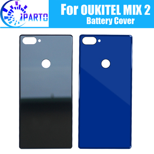 Image 1 - OUKITEL MIX 2  Battery Cover Replacement 100% Original New Durable Back Case Mobile Phone Accessory for OUKITEL MIX 2