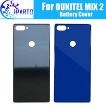 Oukitelミックス2バッテリーカバー交換100% オリジナルの新耐久性のあるバックケース携帯電話アクセサリーのためのoukitelミックス2